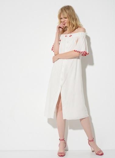 Zeynep Ökmen Elbise Pembe